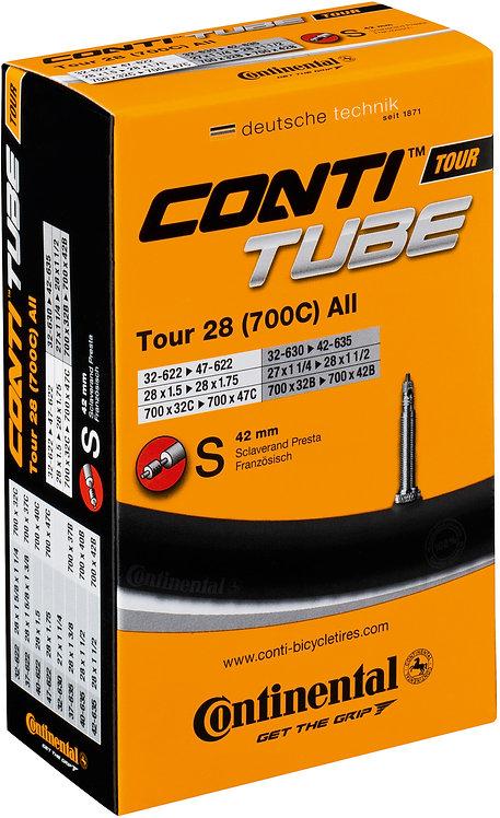 Continental Tour 26 x 1.3 - 1.75 inch 42mm Presta Inner Tube