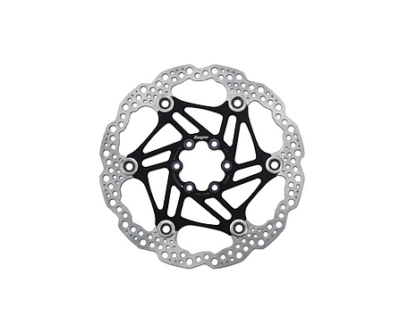 Hope Floating Disc 180mm 6 Bolt  Black