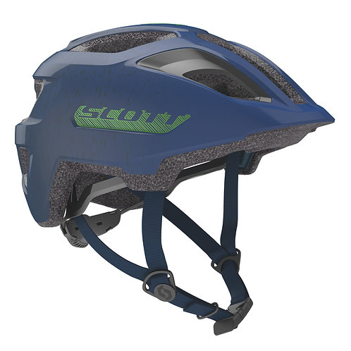 Scott Spunto Junior Helmet Skydive Blue