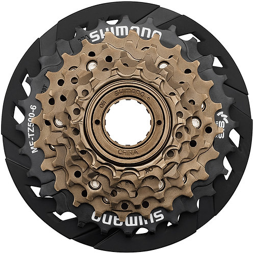 Shimano TZ500 7 Speed Multiple Freewheel 14-28T