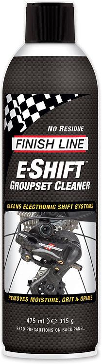 Finish Line E-Shift Groupset Cleaner 16 oz Aerosol