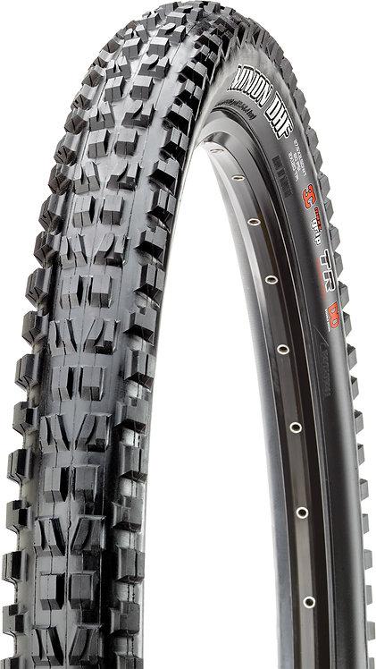 Maxxis Minion DHF 27.5 x 2.50WT 120 TPI Folding 3C Maxx Grip TR / DD Tyre