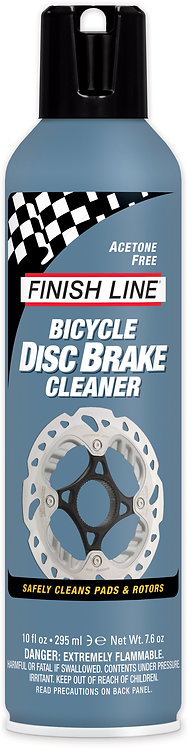Finish Line Disc Brake Cleaner 10oz Aerosol