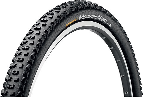 "Continental Mountain King II 27.5 x 2.2"" Black Tyre"