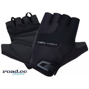 Chiba Gel Comfort Active Eco-Line Mitt in Black
