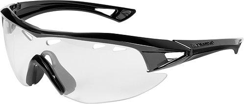Madison Recon glasses Gloss Black Frame Clear Lens