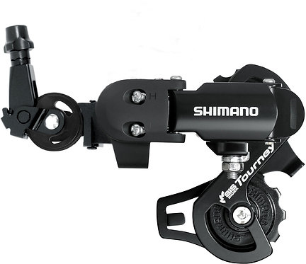 Shimano Tourney RD-FT35 6/7-speed Direct Mount Rear Derailleur