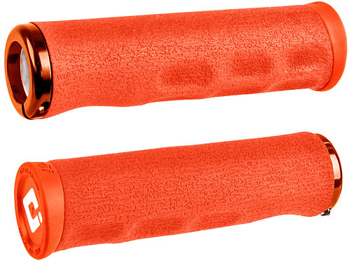 ODI Dread Lock MTB Grips 130mm Orange