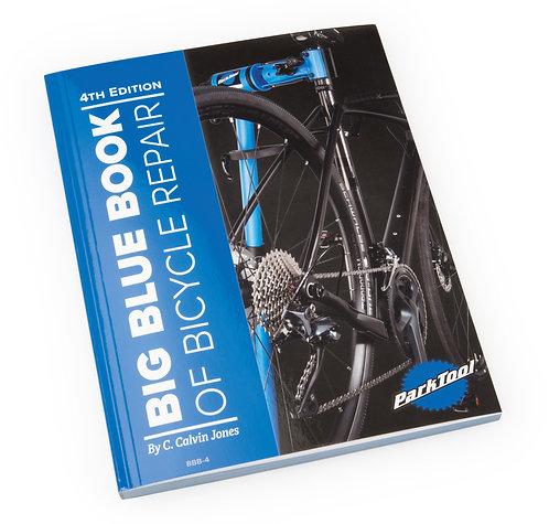Park Tool BBB-4 Big Blue Book Of Bicycle Repair Volume IV