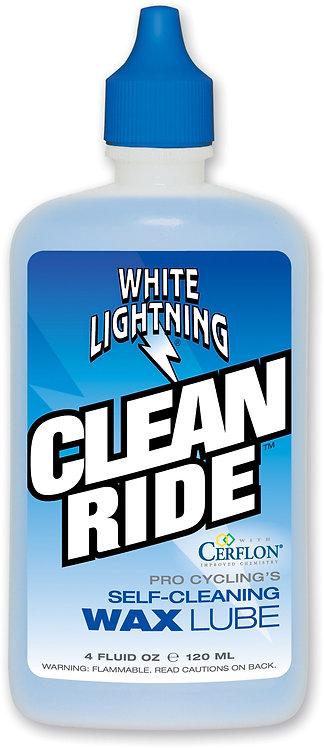 White Lightening Clean Ride, 4 oz Squeeze Bottle (120 ml)