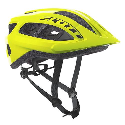 Scott Supra Helmet Fluorescent Yellow