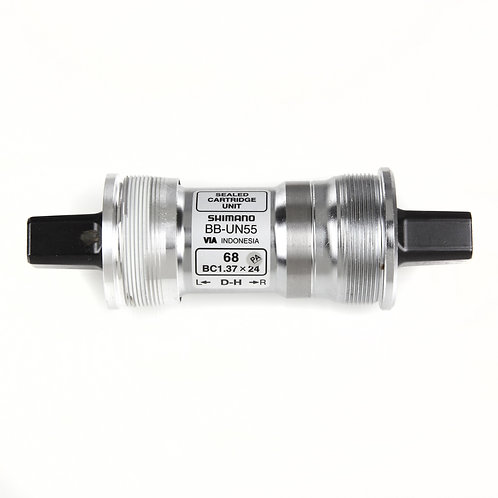 Shimano BB-UN55 bottom bracket British thread 68 - 115 mm