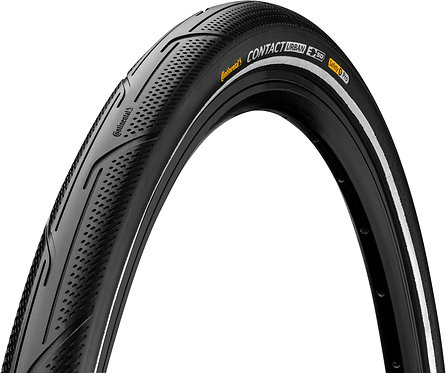 Continental Contact Urban 700 x 40mm Black Reflex Tyre