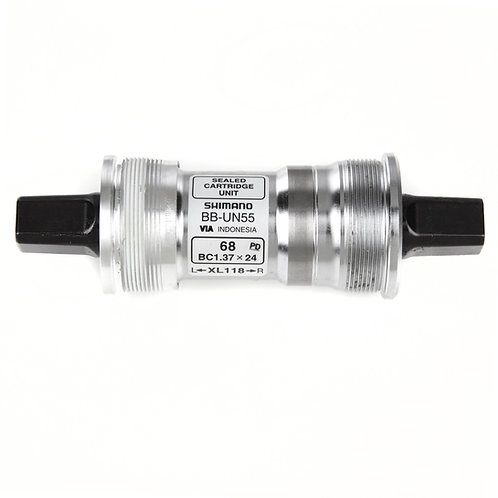 Shimano BB-UN55 bottom bracket British thread 68 - 118 mm