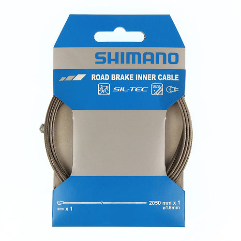 Shimano SIL-TEC Road Brake Inner Cable Stainless Steel
