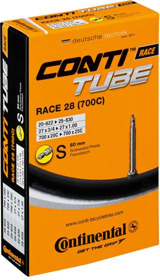 Continental Inner Tube 700c x 20-25mm Presta 60mm Valve