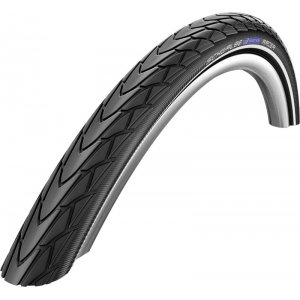 Schwalbe Marathon Racer Evo HD SpeedGuard RoadStar Compound in Black/Reflex