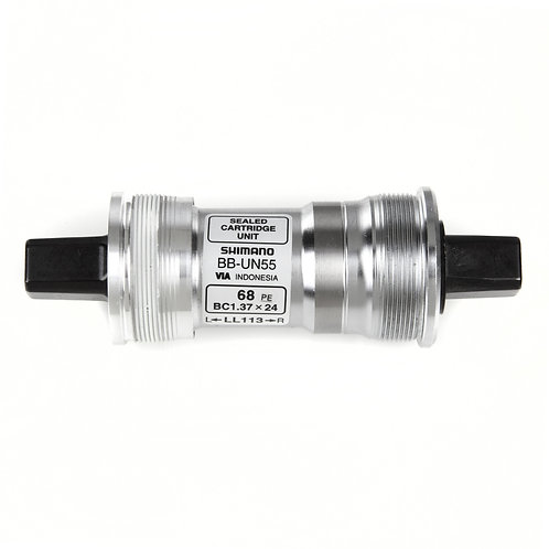 Shimano BB-UN55 bottom bracket British thread 68 - 113 mm