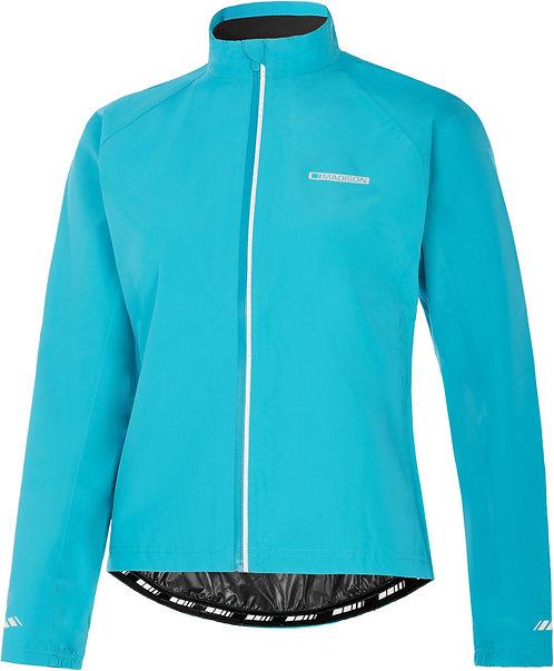 Madison Keirin Women's Waterproof Jacket Caribbean Blue
