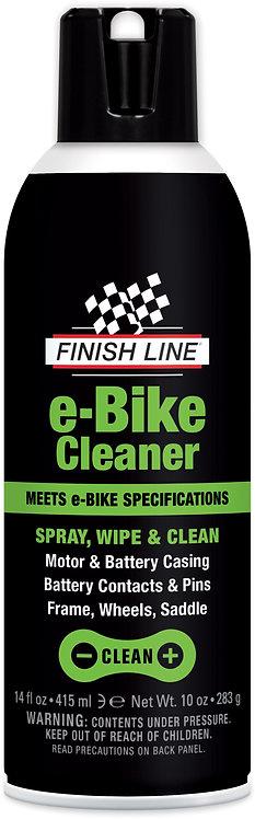 Finish Line E Bike Cleaner 14oz Aerosol