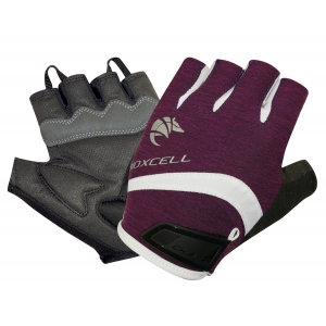 Chiba BioXCell Lady-Line Mitts in Violet