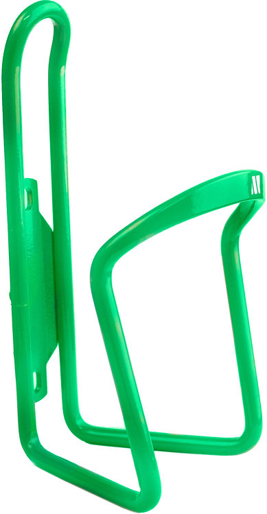 M Part Alloy Bottle Cage Green
