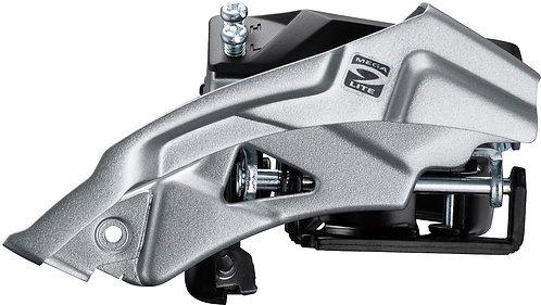 Shimano Altus 9-speed MTB Front Derailleur Top swing Dual-pull