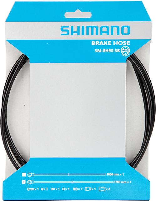 Shimano BH90 XTR Brake Hose Black