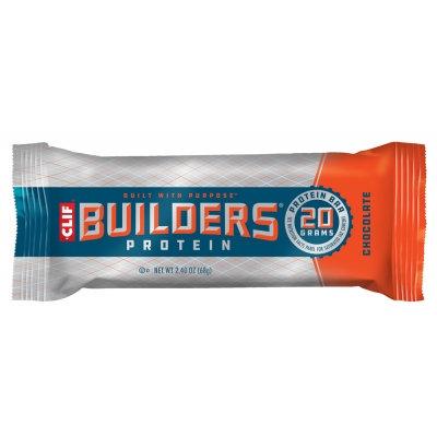 Clif Builders Chocolate Single Bar