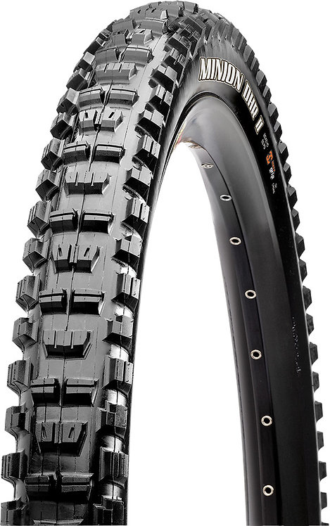 Maxxis Minion DHR II 27.5 x 2.30 60 TPI Folding Dual Compound ExO / TR tyre
