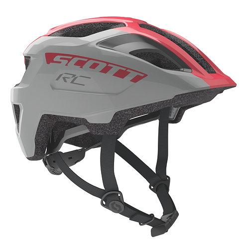 Scott Spuno Junior Helmet Vogue Silver Pink