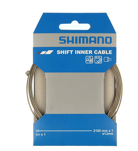 Shimano Road/MTB Stainless Steel Gear Inner Cable