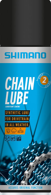 Shimano Chain and Cable Lube 125 g Aerosol