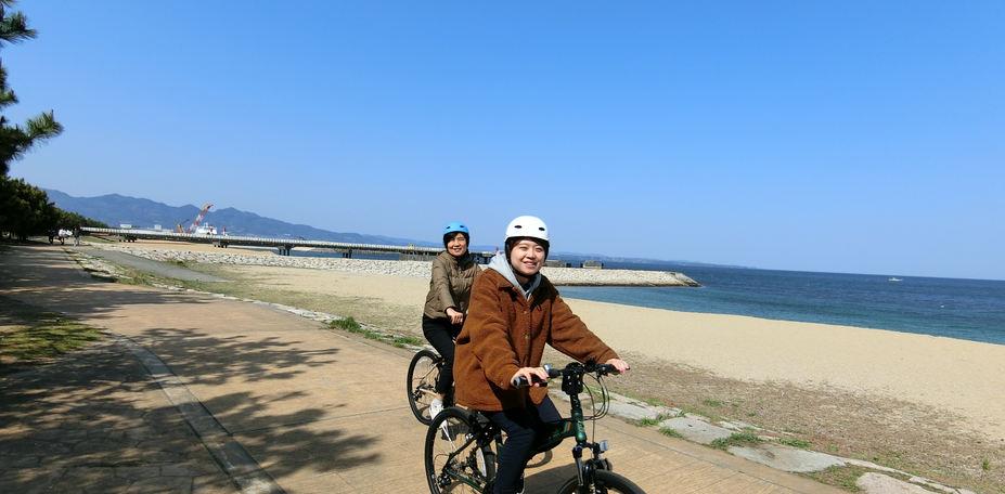 シーサイドサイクリング