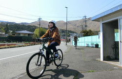 Downhill Cycling