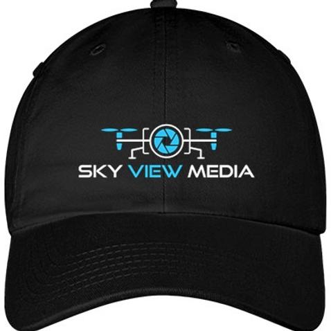 SVM Black Hat - Blue & White