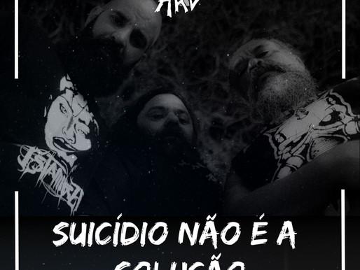 ARD: banda lança clipe de conscientização contra o suicídio