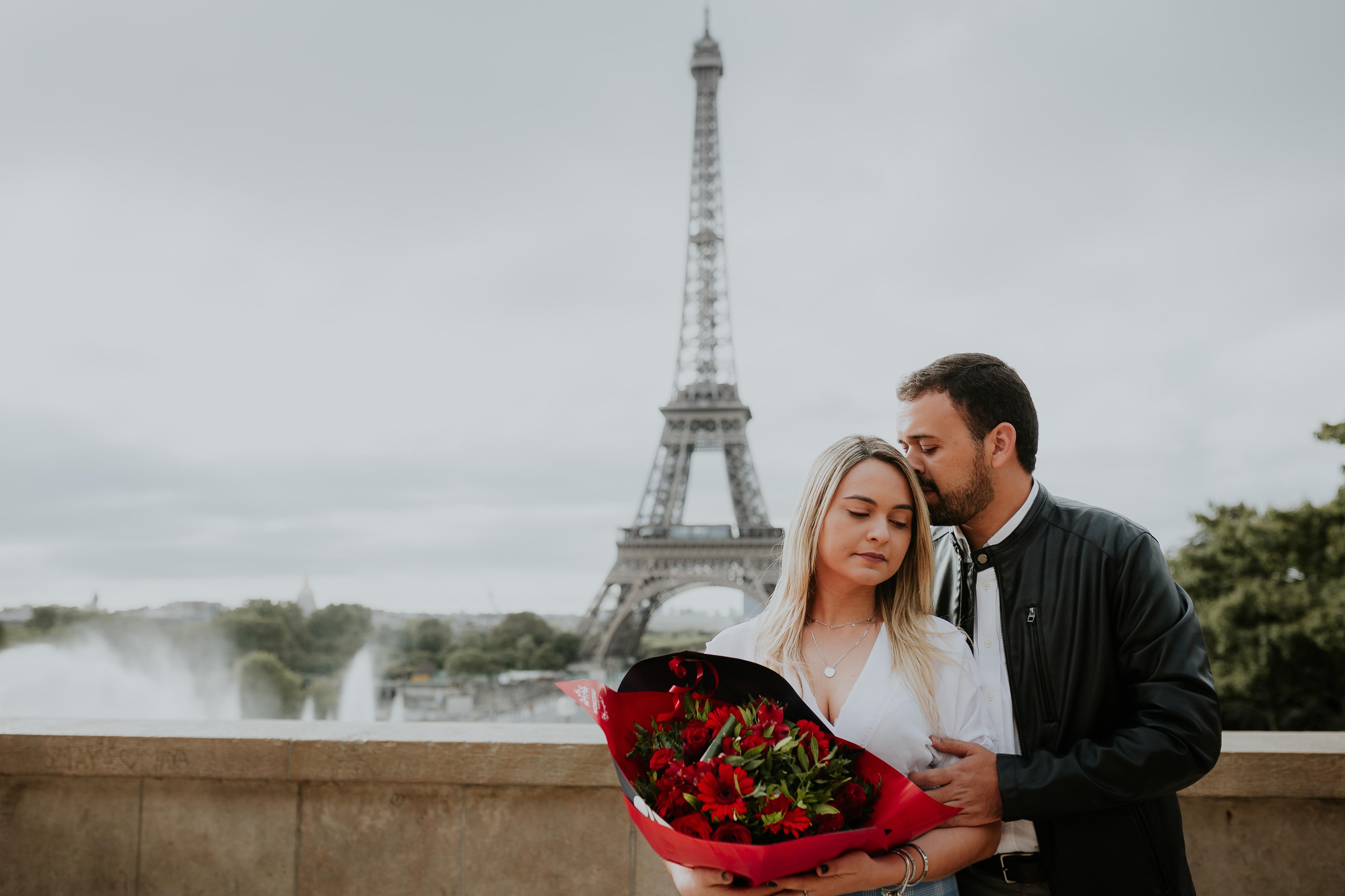Plano Platine Luxo - Ensaio em Paris