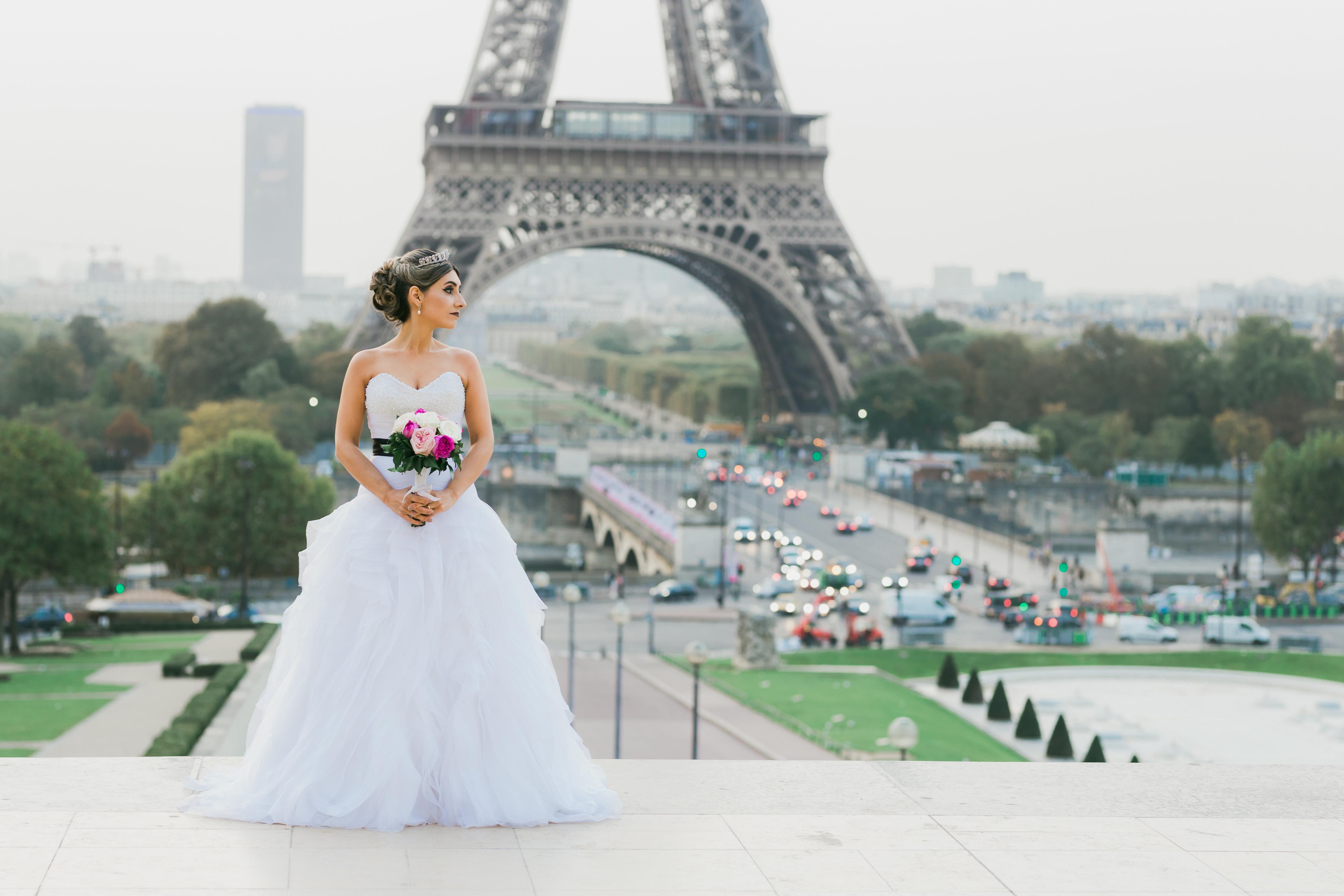 Plano Bronze - Mini ensaio em Paris