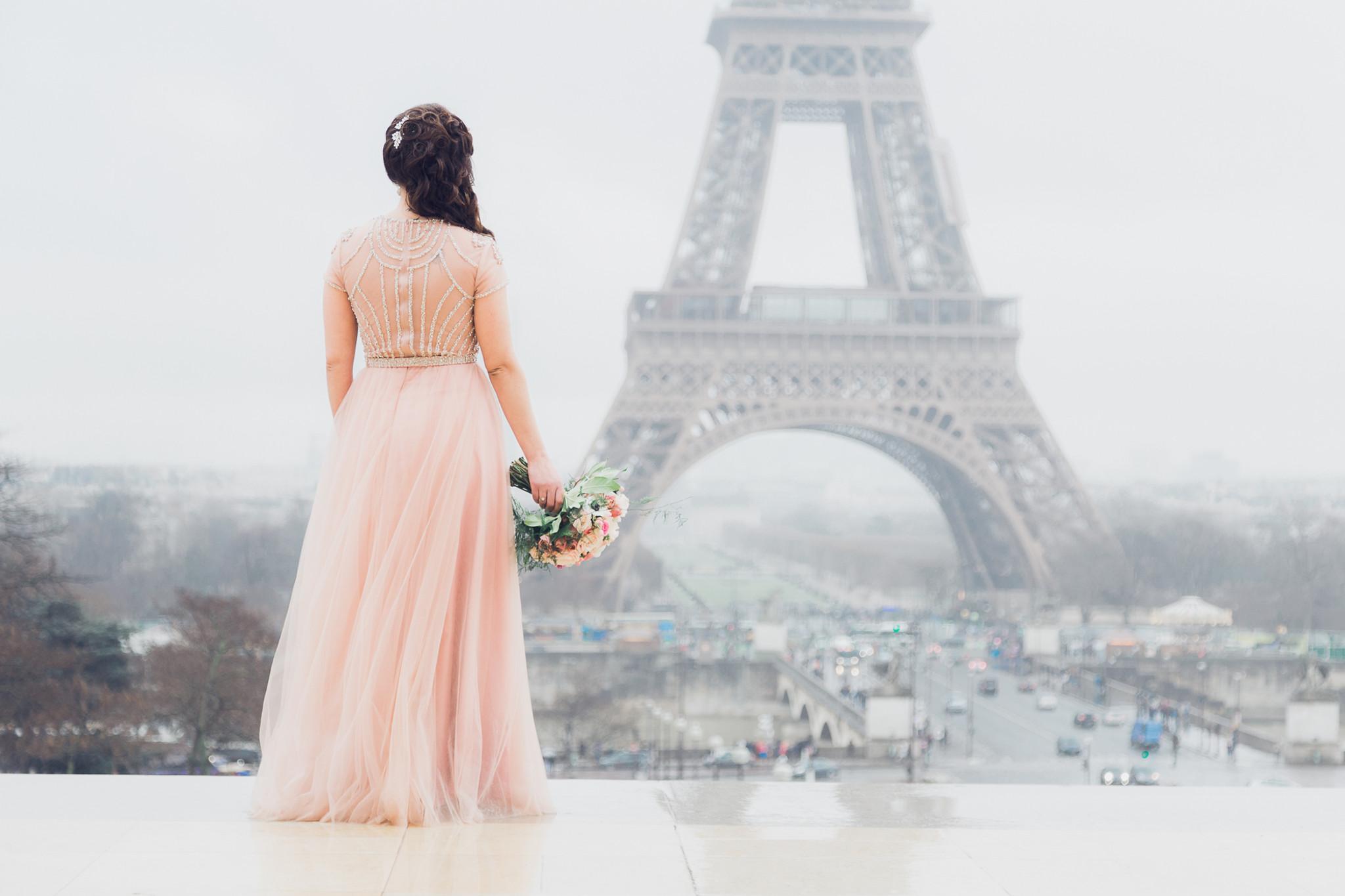 Plano D'or Simples - Ensaio em Paris
