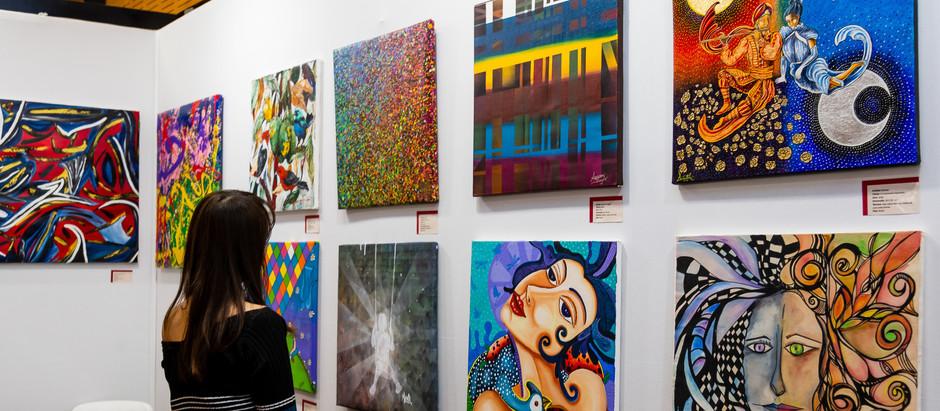 Artes e Artistas