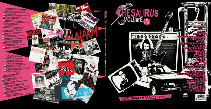 Pochette vinyle Thesaurus Vol.2.jpg