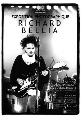 Affiche Richard Bellia