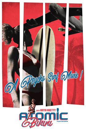 Affiche Atomic Bikini 01
