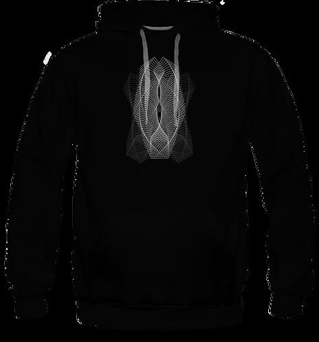 Strange Wire sweat-shirt capuche