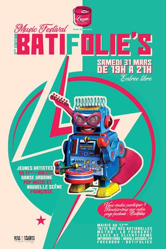 Affiche Batifolies2018