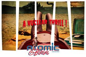 Affiche Atomic Bikini 02