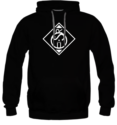 Ours sweat-shirt capuche