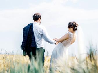 Hochzeitsfotografie Wehrheim im Taunus | Brautpaar Portraits