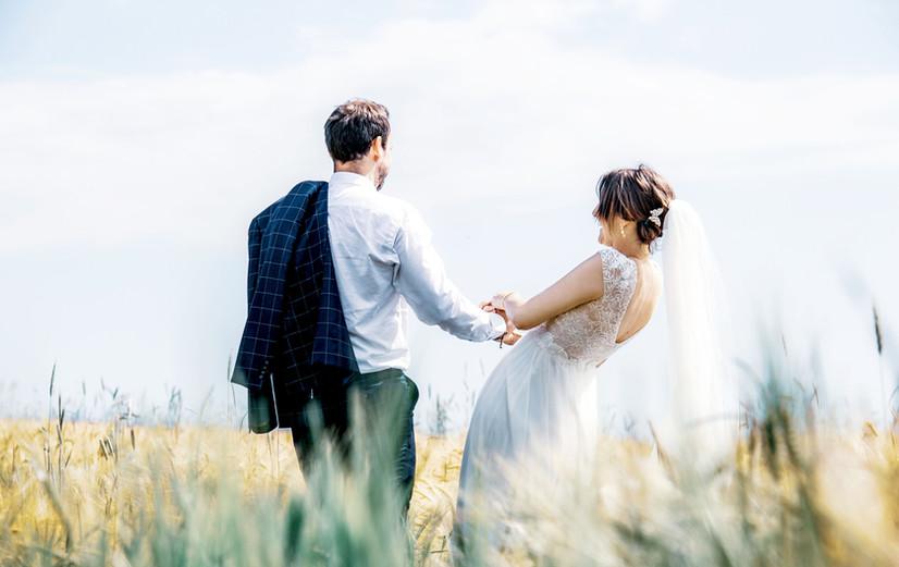Hochzeitsfotografie Taunus